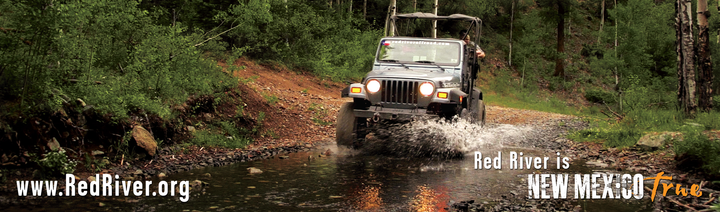 Showcasing the adventure of exploring on a cool mountain Jeep trail.