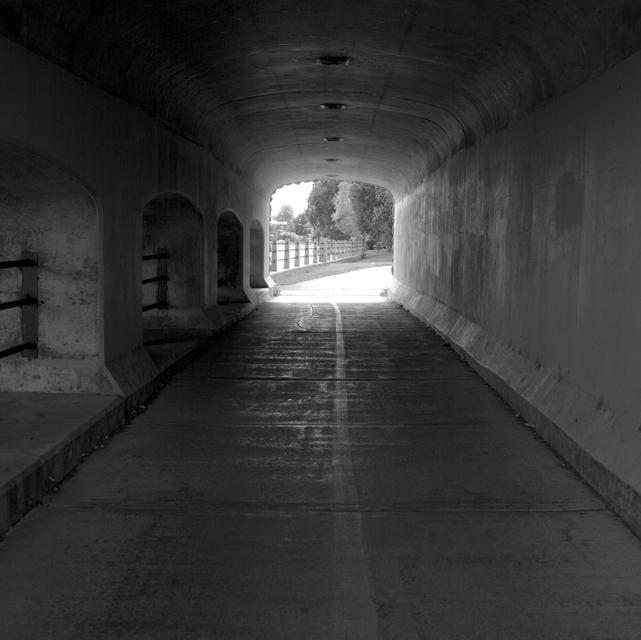 Under Pretoria bridge