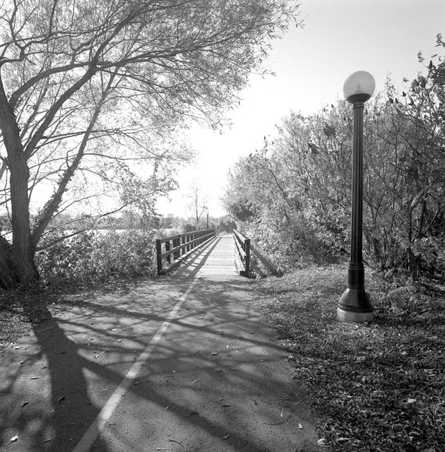 Ottawa river path