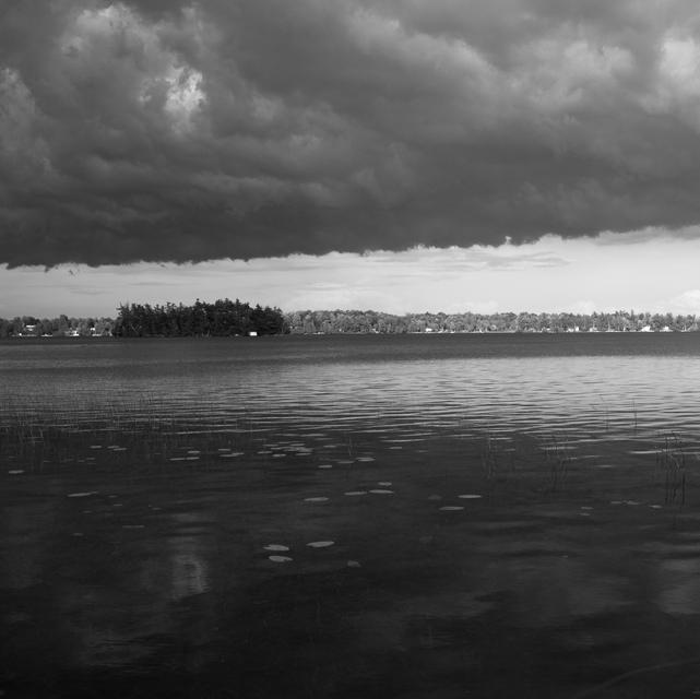 Otter lake storm
