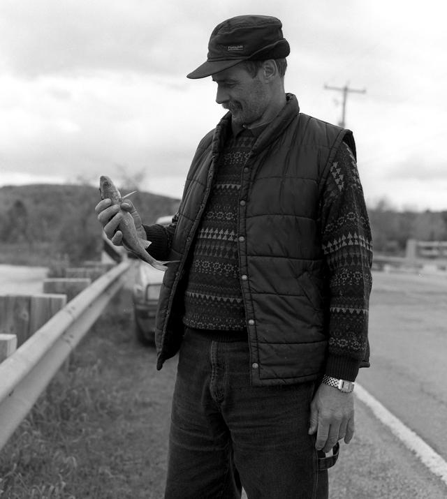 Quebec fisherman