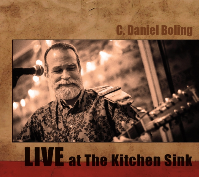 Live at the Kitchen Sink - Berkalin 2018