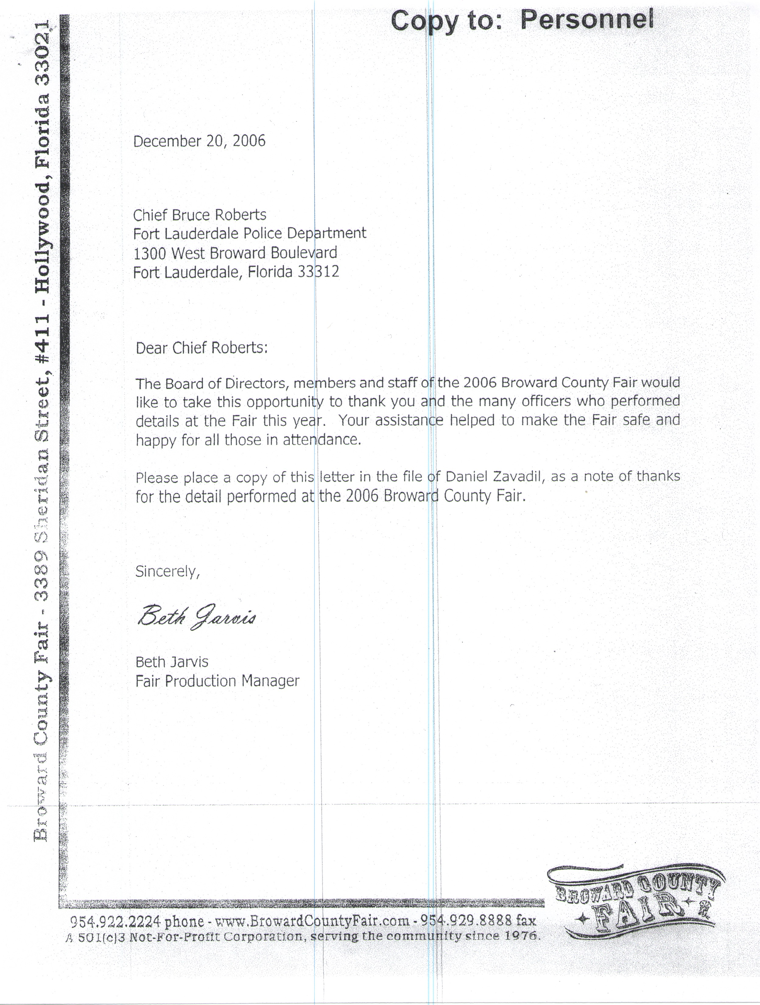 Letter of Appreciation for Service at County Fair.jpg