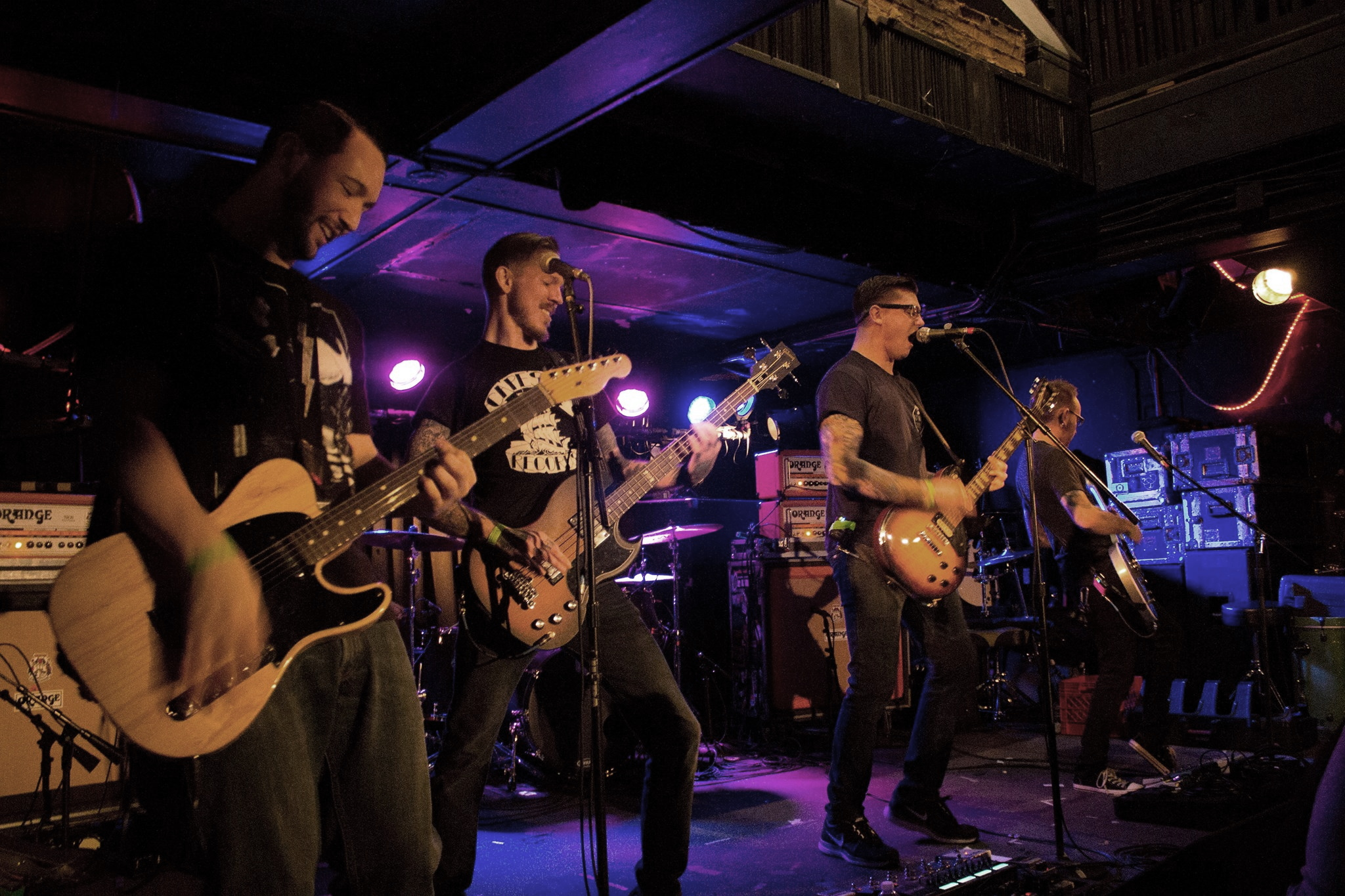 Lost Years  Melodic Progressive Pop-Punk From Chicago/Indiana. Fomed in 2010, The Lost Years is still breaking bottles in alleys and playing dives. Some nights it's the other way around.