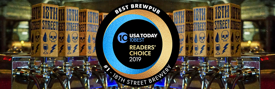 Events — 18th Street Brewery