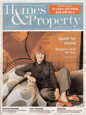 Homes and Property (Oct 06)