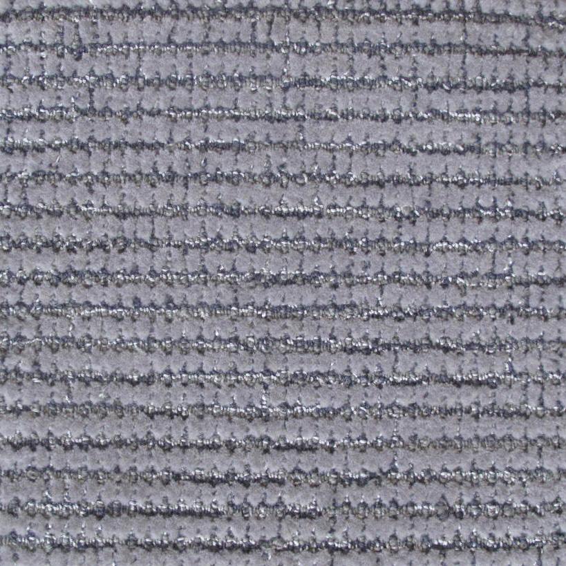 Ridge weave, cut + loop