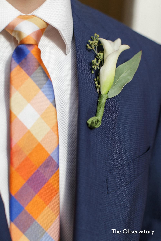 blue-orange-gingham-grooms-tie