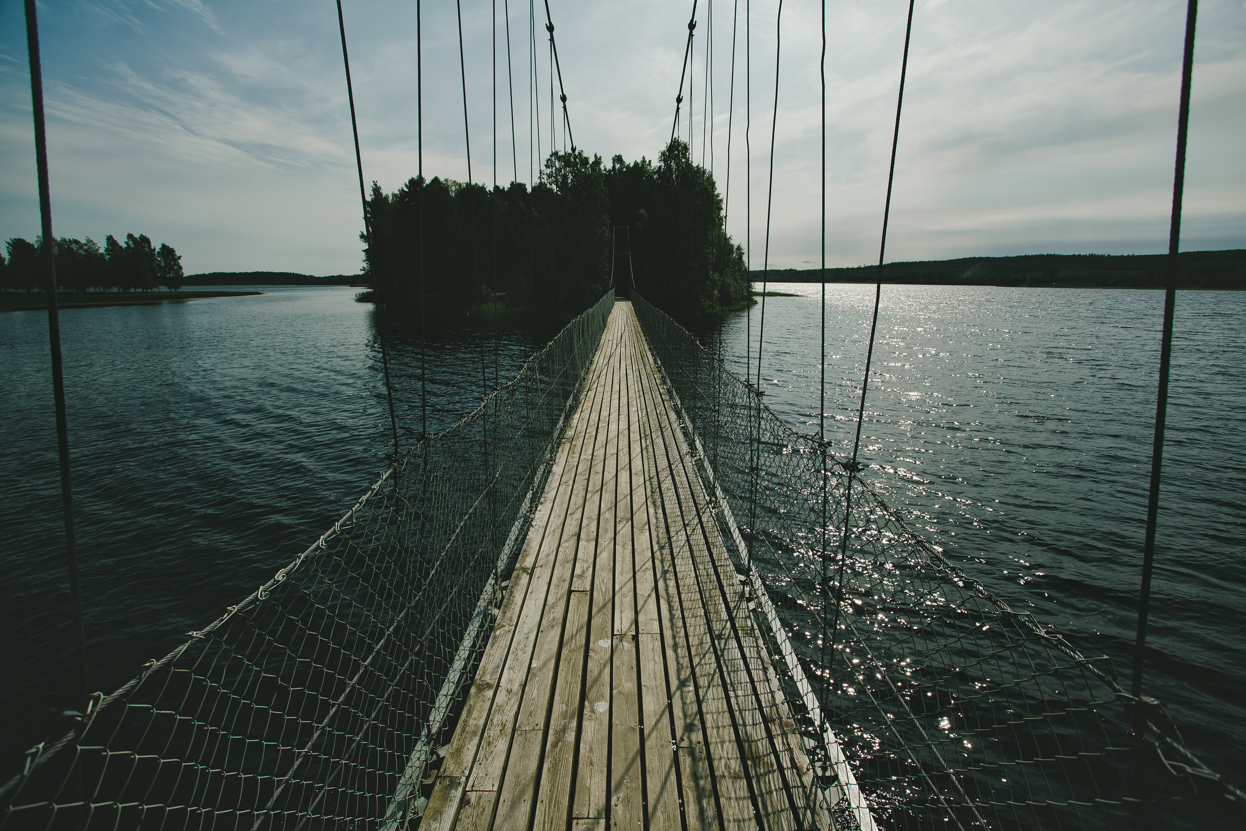 The Bridge to the Island