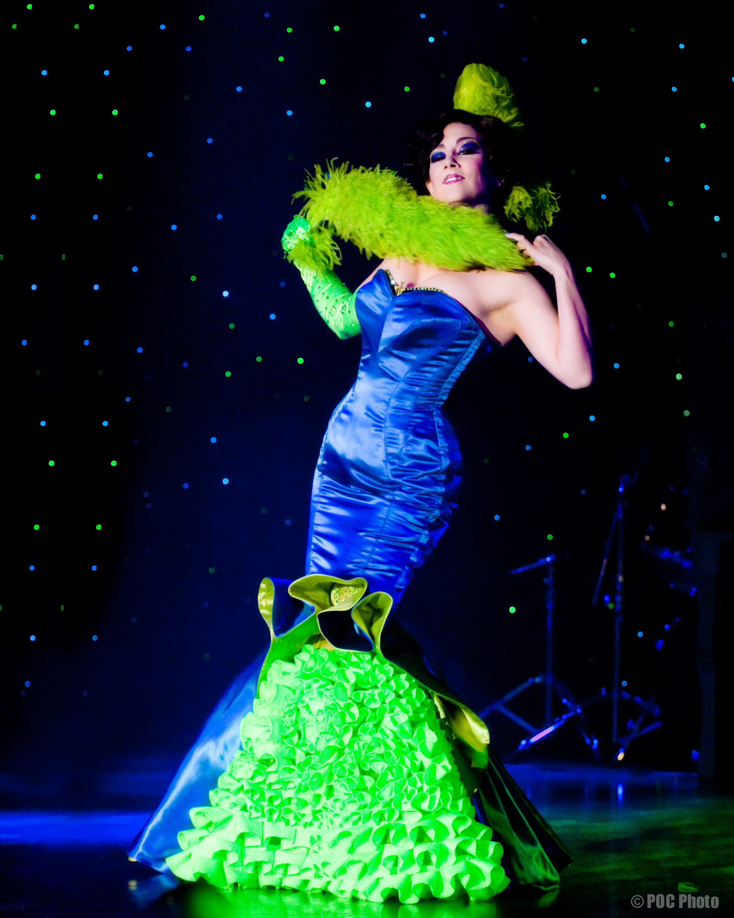 MISS INDIGO BLUE (SEATTLE)