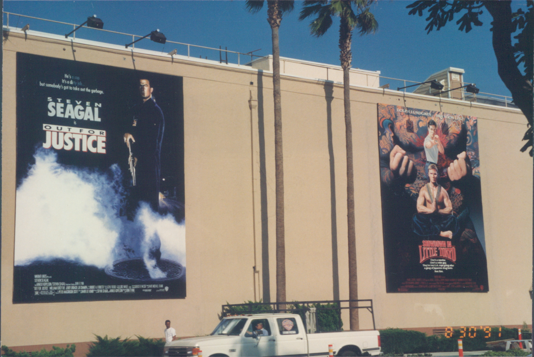 Warner Bros Studios, 1991