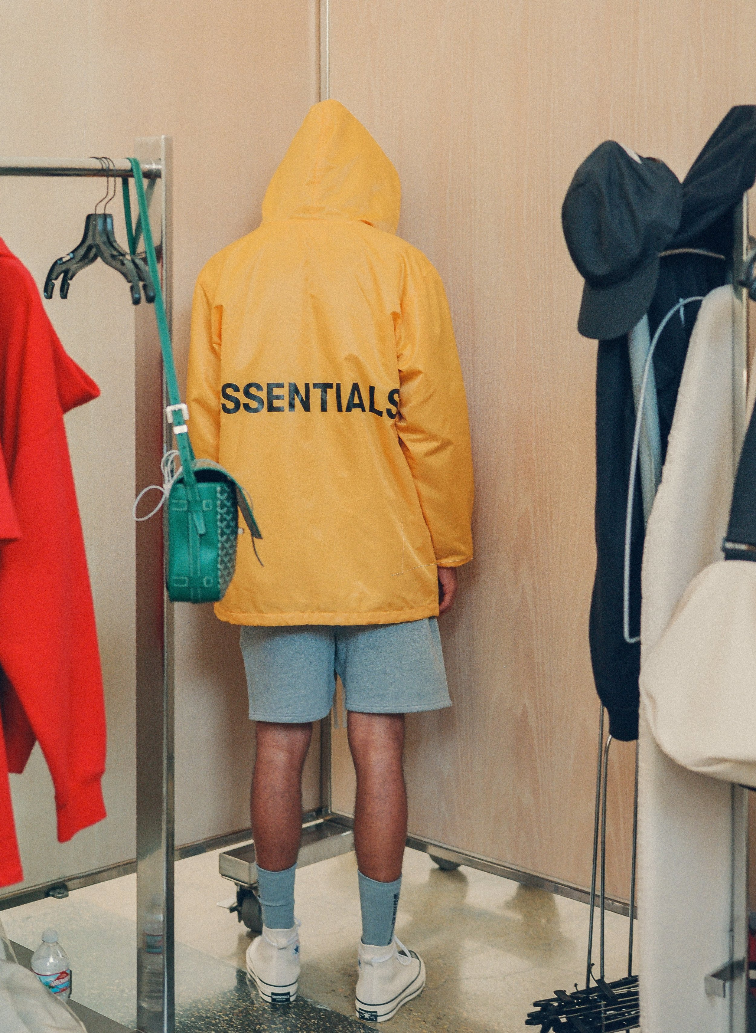 Essentials by Jerry Lorenzo