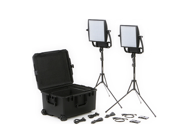 (4) ASTRA 6x-Gold Mount, Grids, Softboxes, and Rain Gear