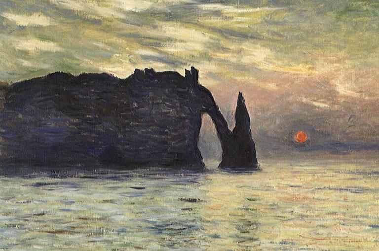 Imagem: Reprodução | Claude Monet.