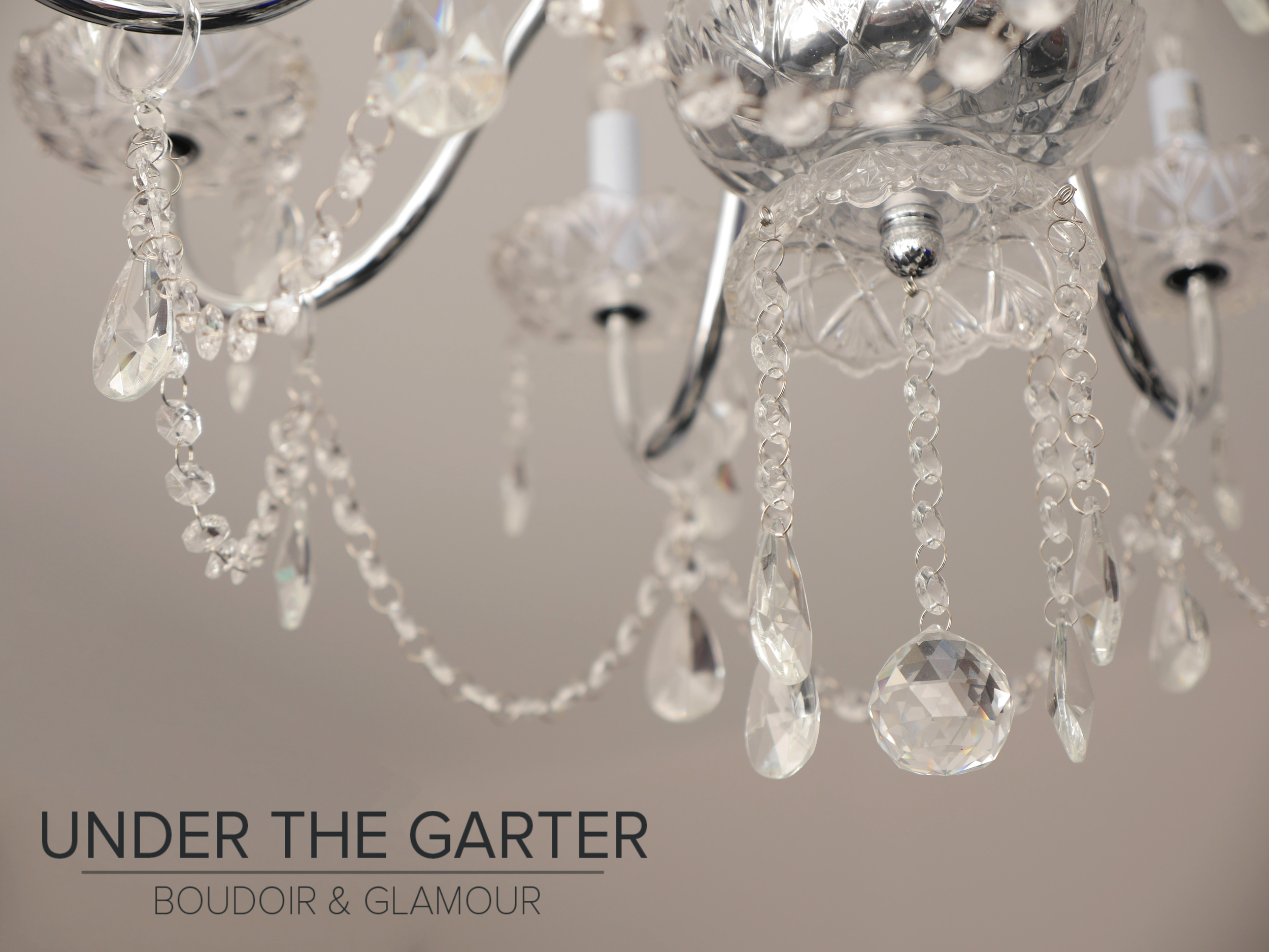 Boudoir Photography Denver | Chandelier.jpg
