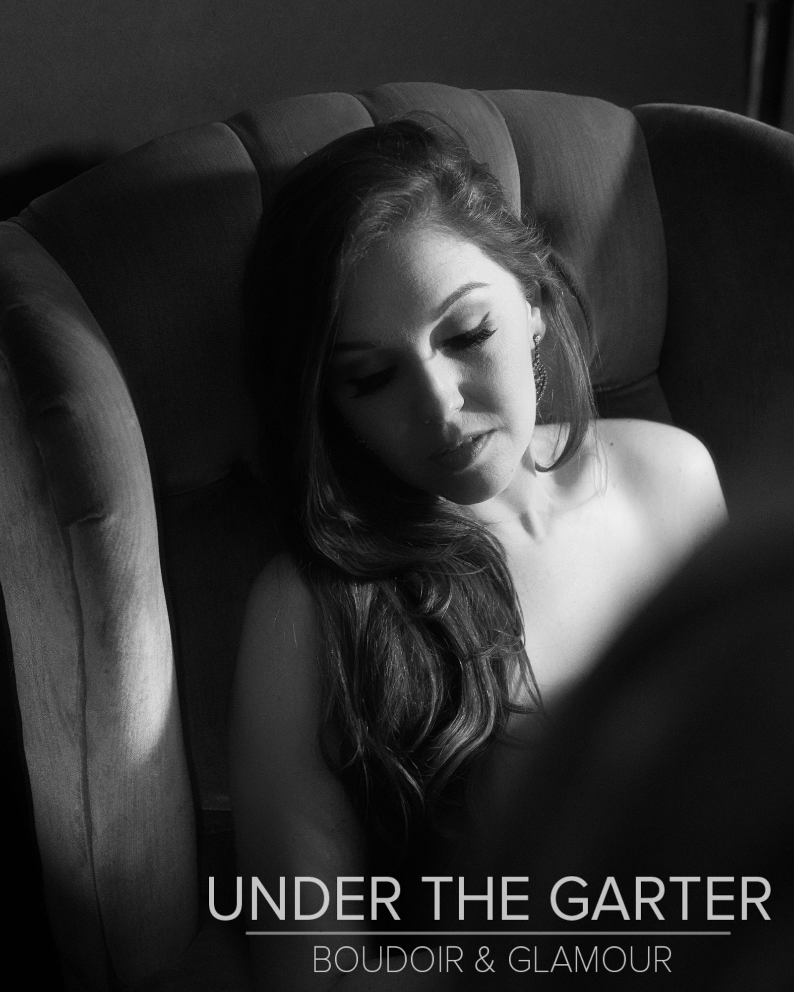 Boudoir Photography Denver | Under the Garter ©2014 All Rights Reserved www.underthegarter.com