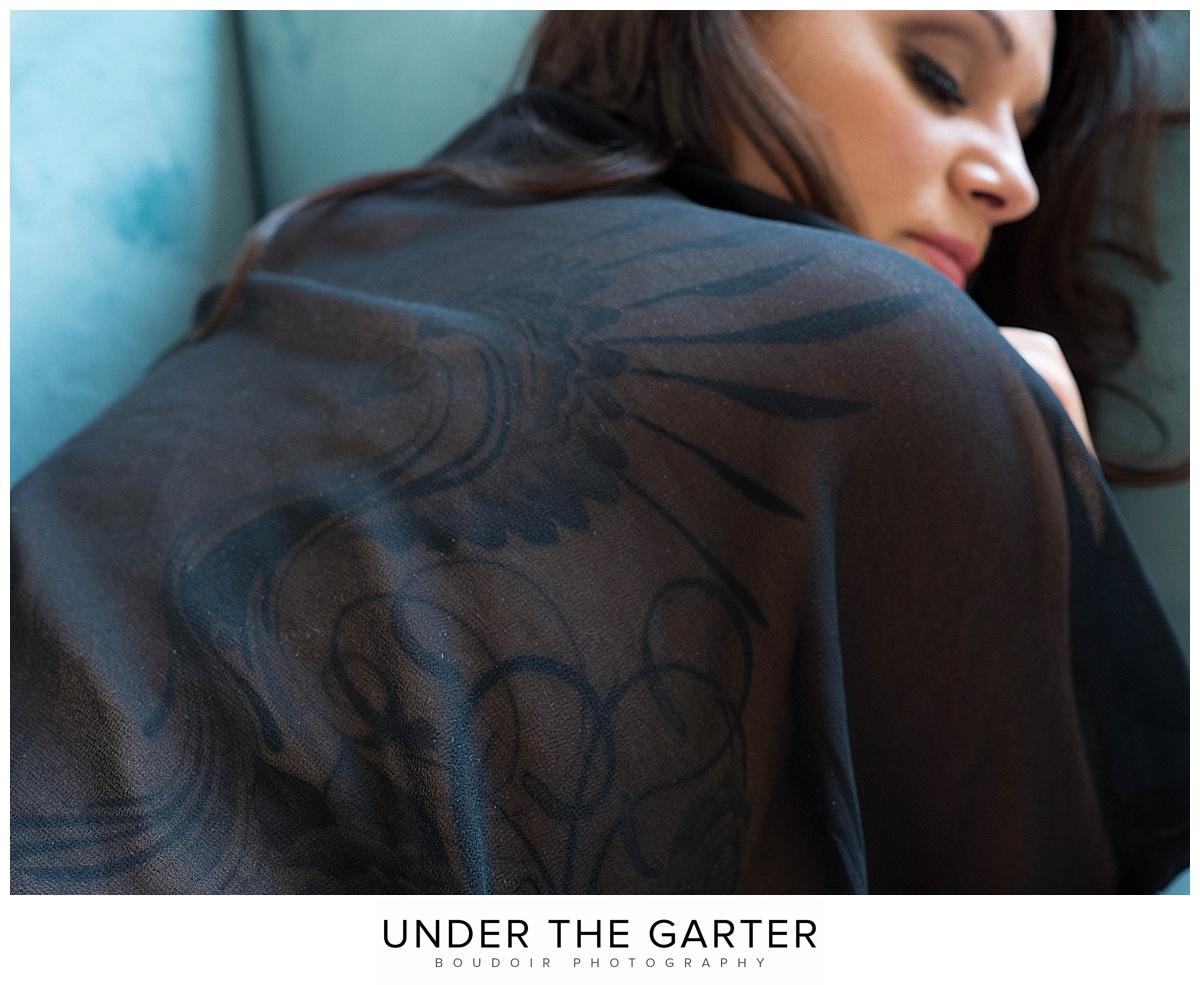 boudoir photography denver back tattoo sheer robe.jpg