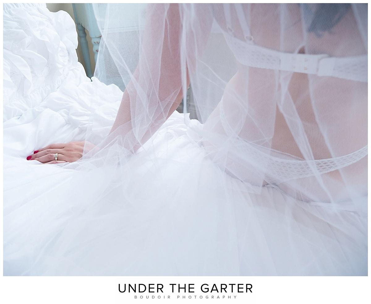 bridal boudoir white cathedral veil detail denver.jpg