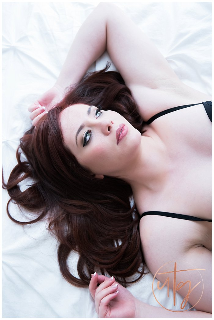 boudoir photography denver bed portrait redhead.jpg