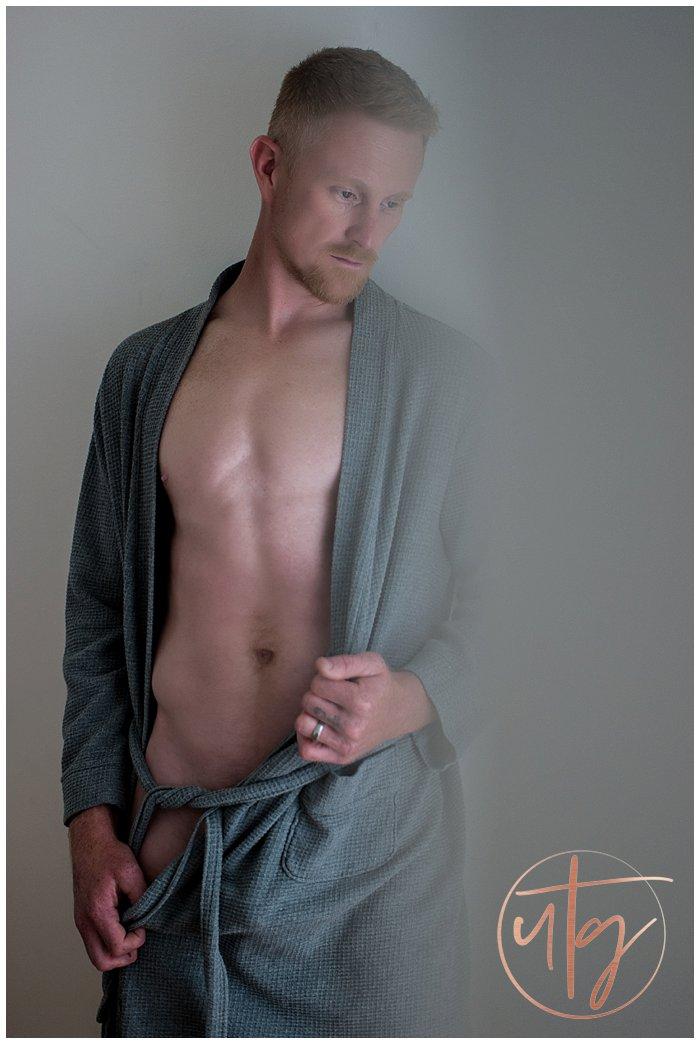 male boudoir photography denver robe.jpg