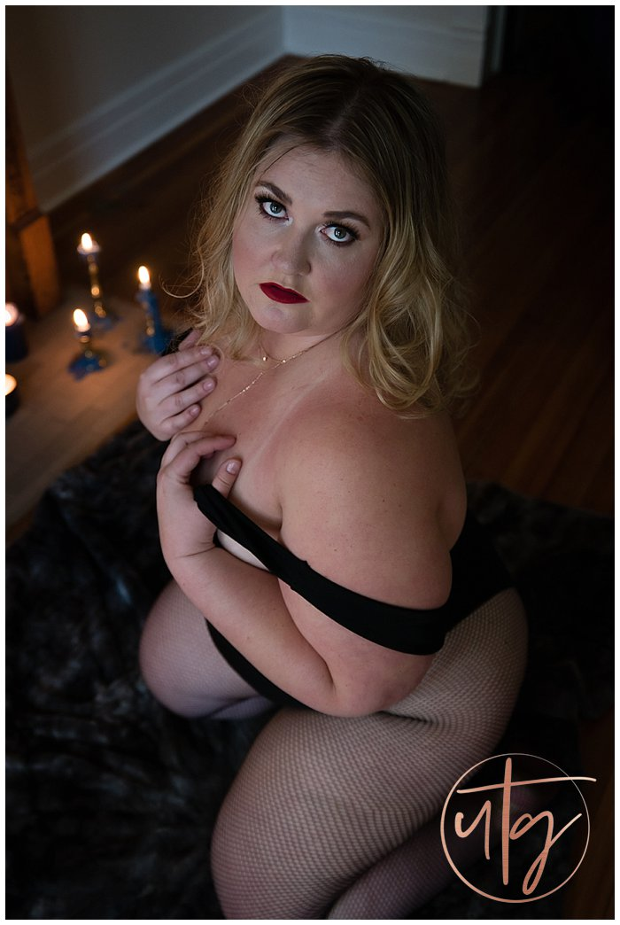 boudoir photography denver fireplace bodysuit blonde.jpg