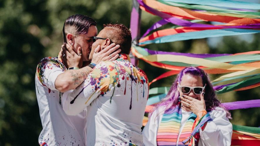 Denver Pride Wedding Kiss.jpg