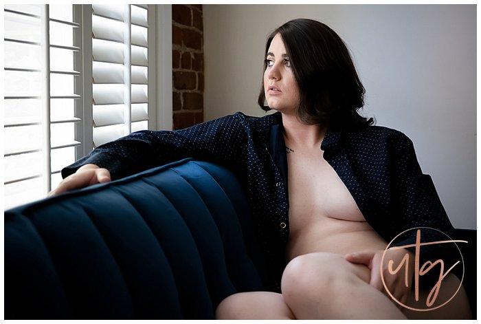 boudoir photography denver androgynous dress shirt.jpg
