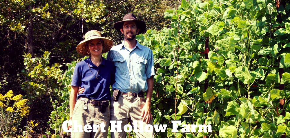 Used with permission from Chert Hollow Farm, LLC