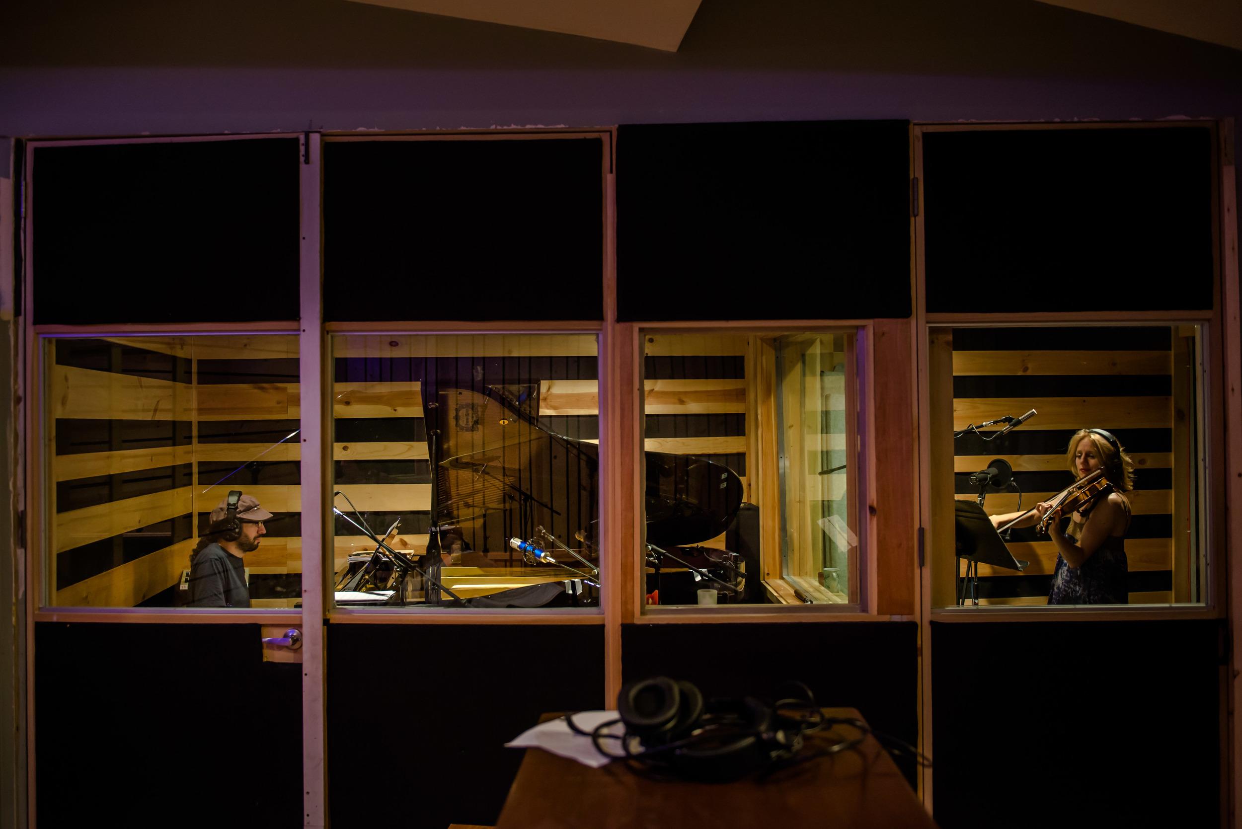 Brian Marsella brought his wondrous sound, technique & creativity