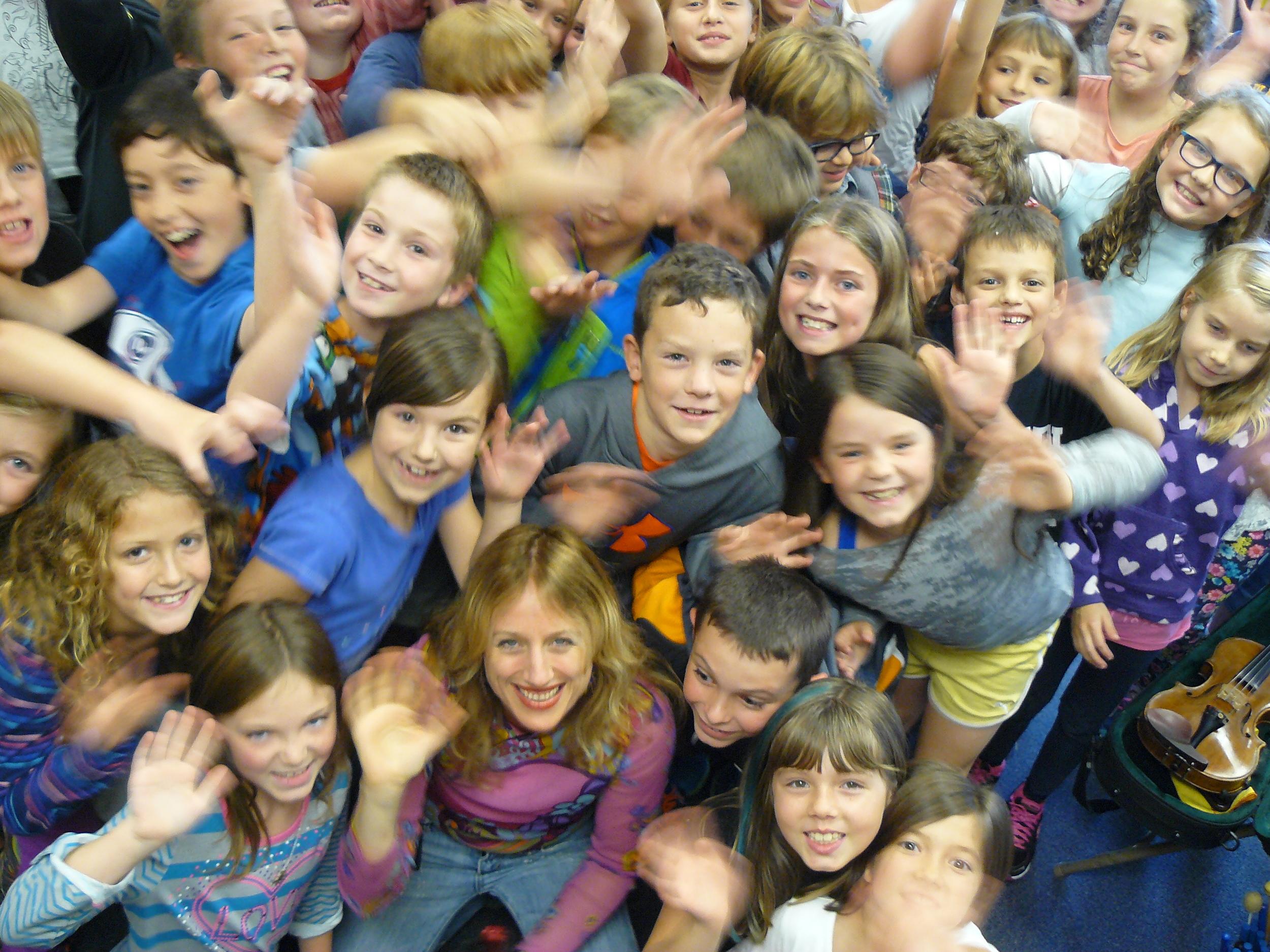 Fantastic kids!
