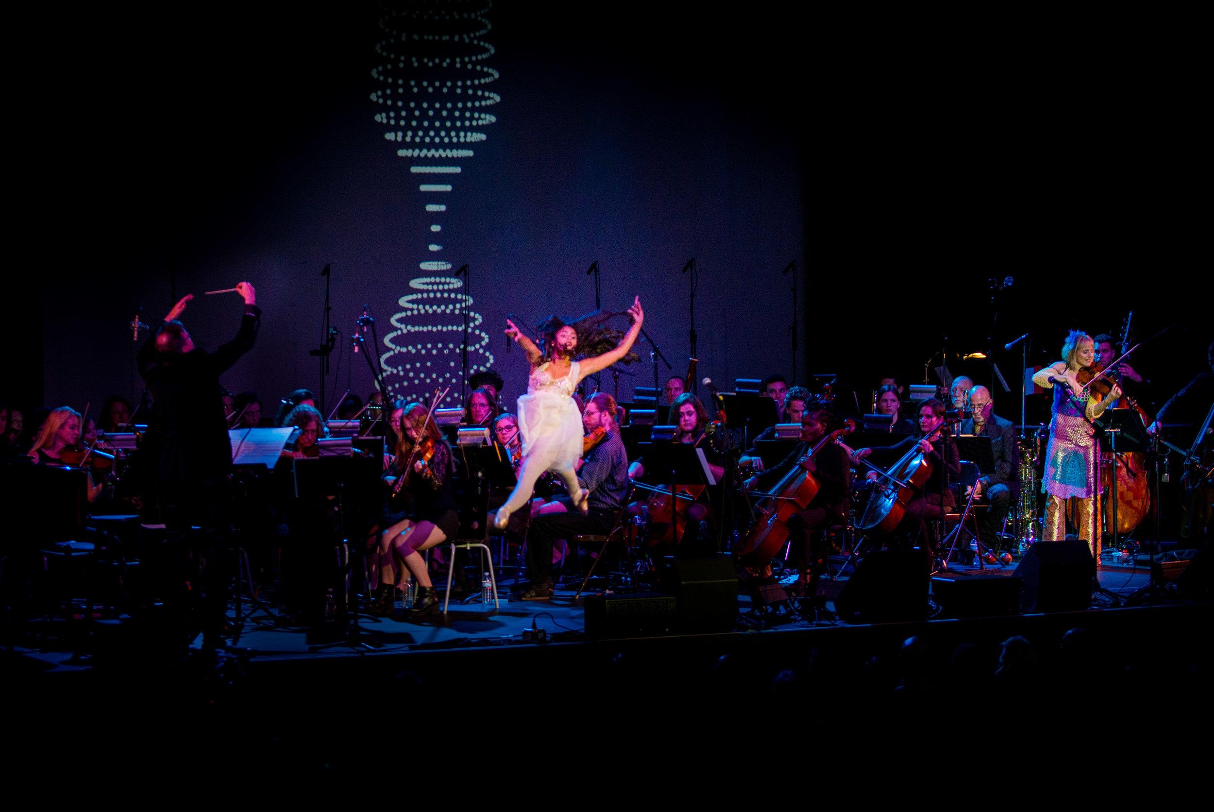 Featuring beautiful Lanza Foundation scholarship-winning dancer Kassandra Acosta