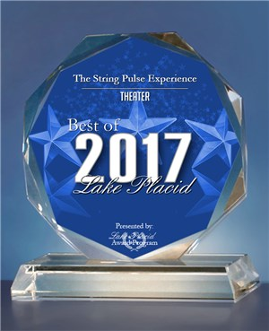 Thank you to the Lake Placid Awards Program, and Lake Placid Business Recognition