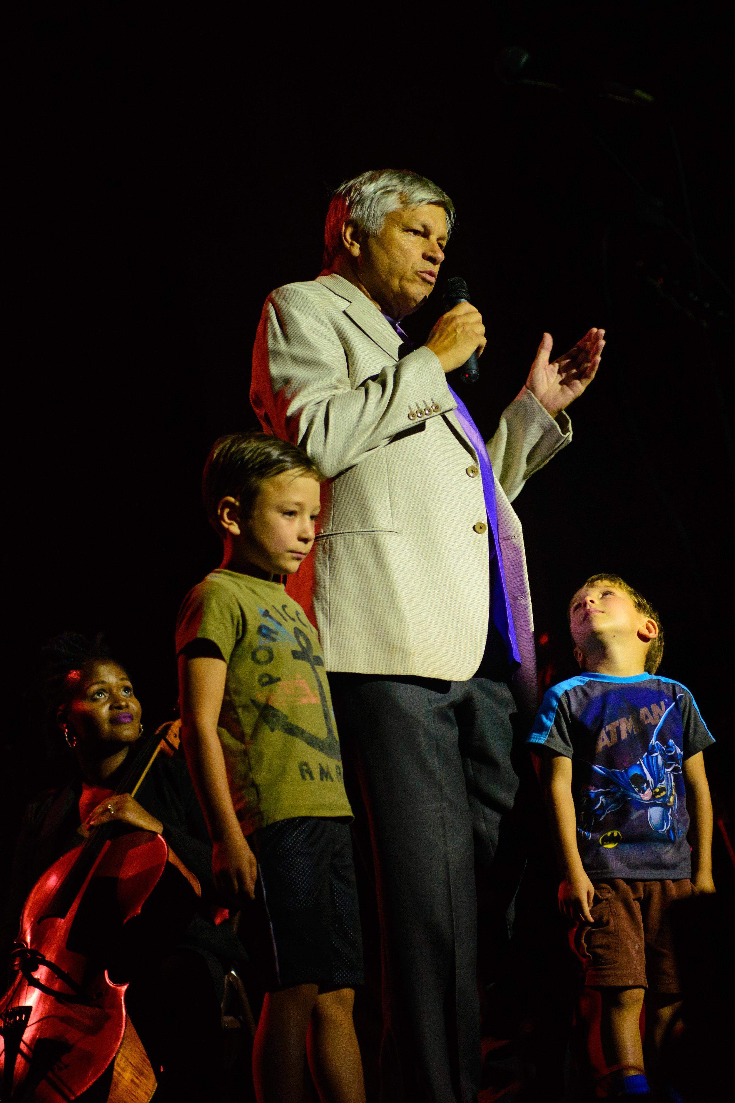 Joe Brown: MC mentorship, Photo Credit:  http://www.spontaneousbeauty.com