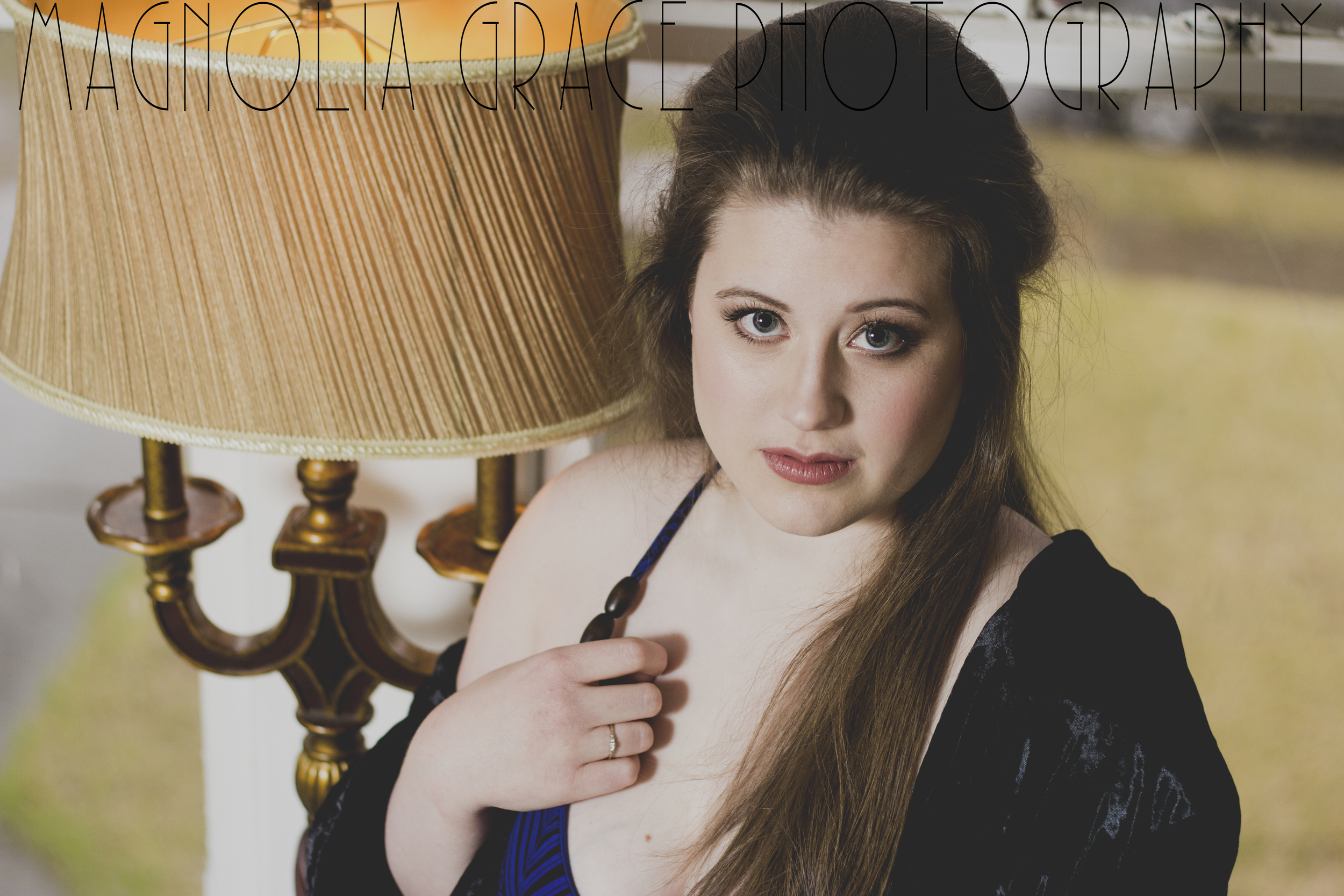 Confidence is Sexiest. Pinky Promise!!! | Magnolia Grace Photography Shreveport Women's Photographer Boudoir and Beauty