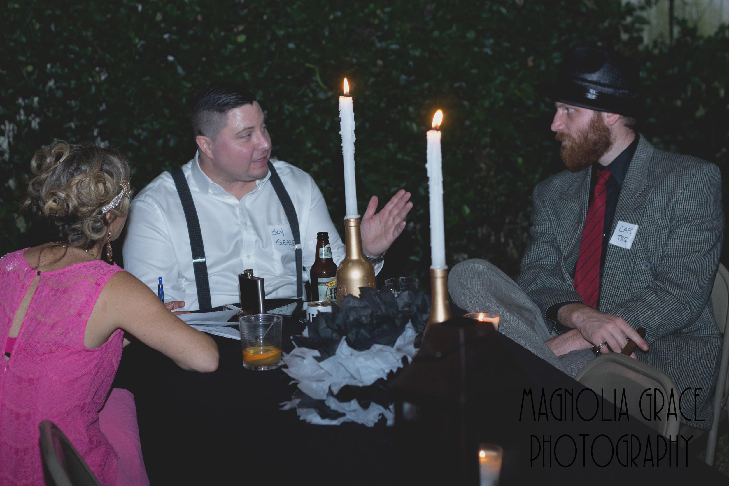 How-To Prohibition Murder-Mystery!   Magnolia Grace Photography   Shreveport La