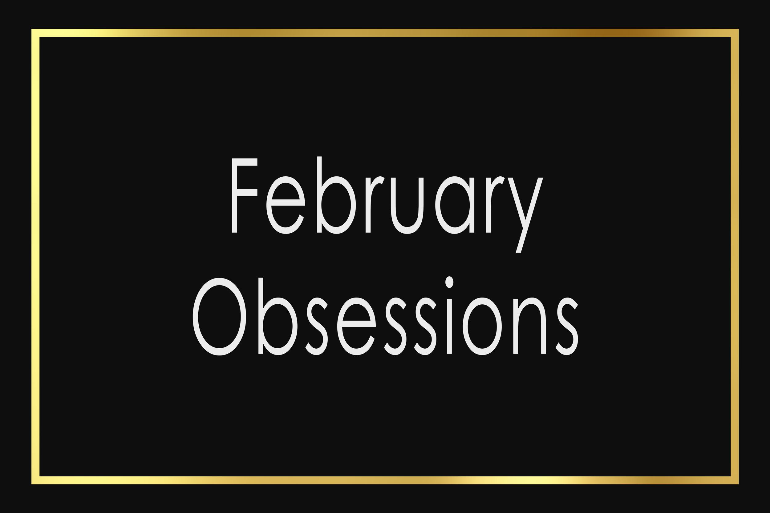 February Obsessions | Magnolia Grace Photography | Shreveport Bossier Arklatex Boudoir & Wedding Photographer