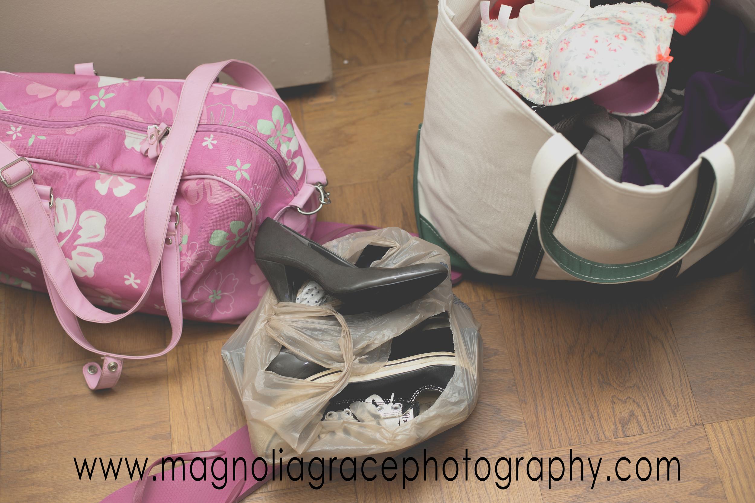 Packing. It sucks sometimes!