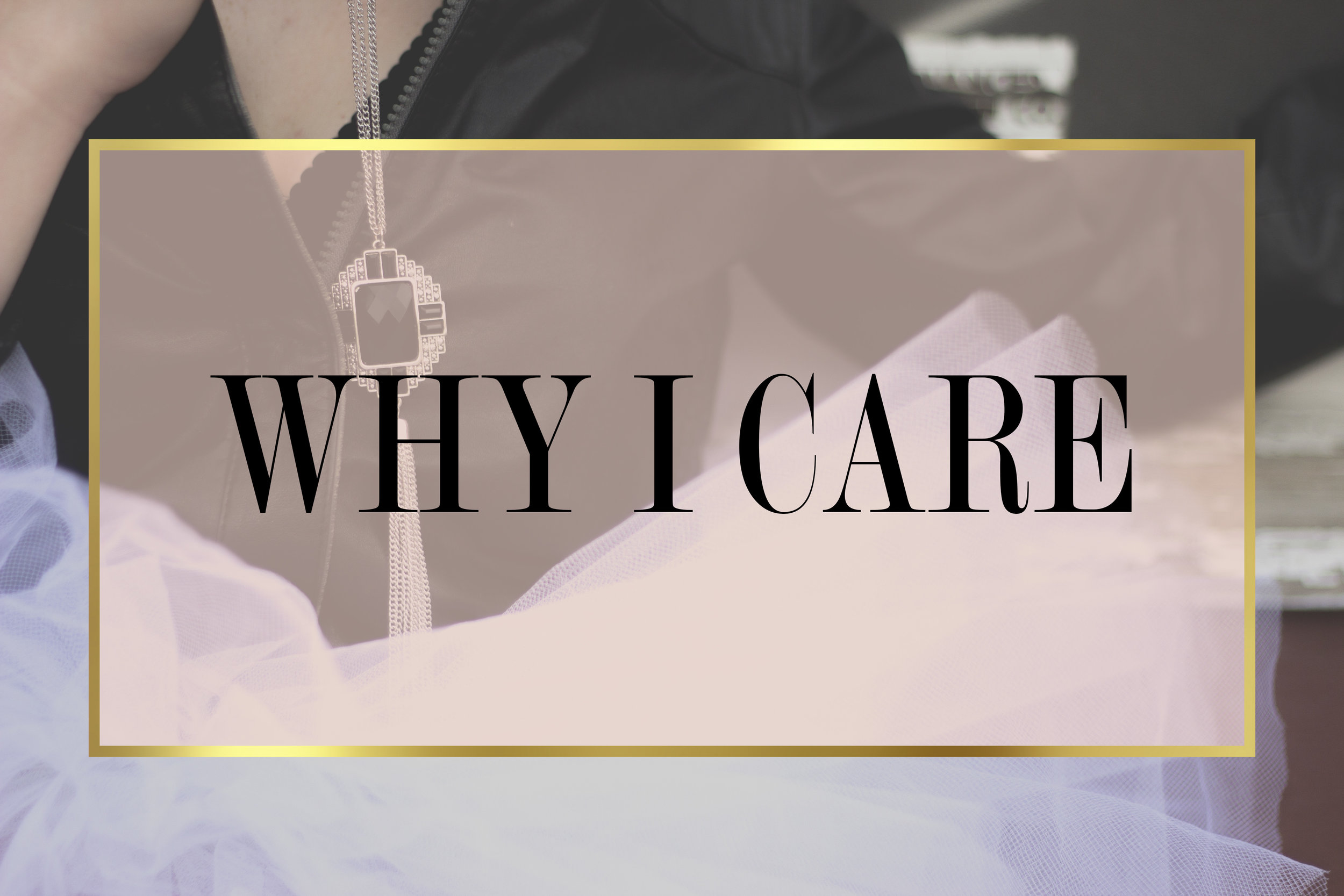 Magnolia Grace Photography | Shreveport Boudoir, Beauty, & Wedding Photographer | Bossier Boudoir & Beauty Photographer | Why I Care