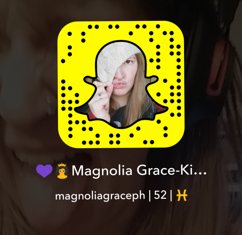 Magnolia Grace Photography's Snapchat Handle