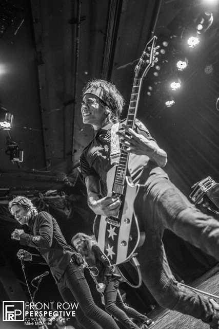 The Roxy, 9/16/2017 Photo by Mike McMillen, Front Row Perspective