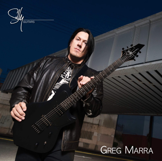 Greg Marra and his Conspiracy Series Stardust in matte black