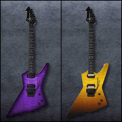 Run 3 — Sully Guitars®