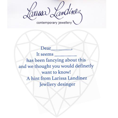 Drop a hint by Larissa Landinez.jpg