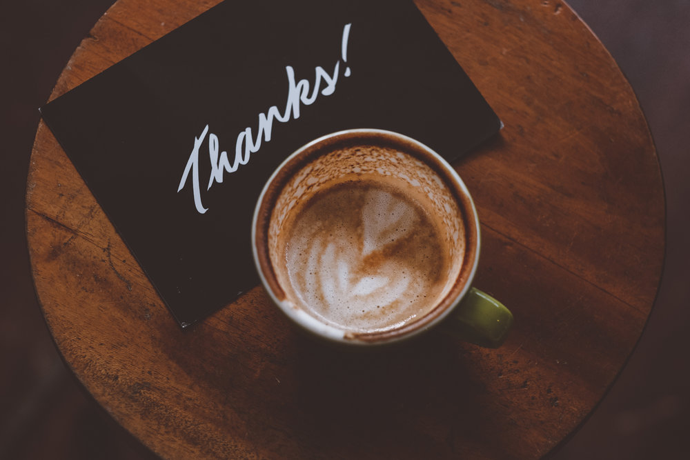 The Power of Thank You Notes