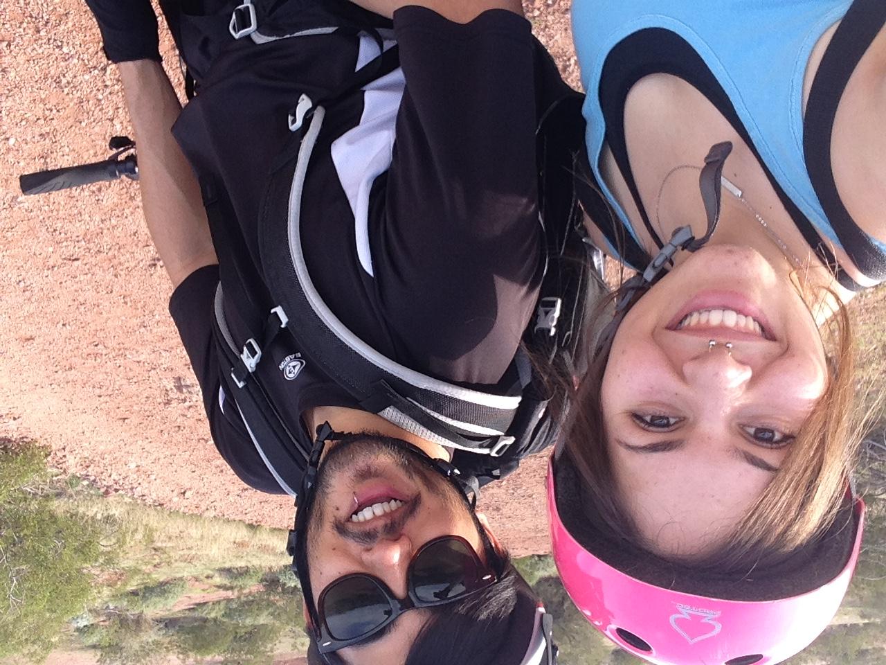 Mountain biking at Papago Parkthis Saturday