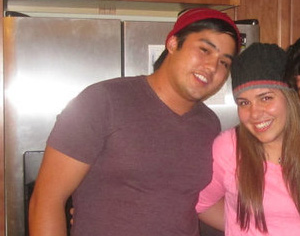 I can't even believe I'm sharing this photo...but here's one of Jake and I in September 2010. This is might be the 1st photo of us ever taken together, and I think I'd already fallen for him at this point