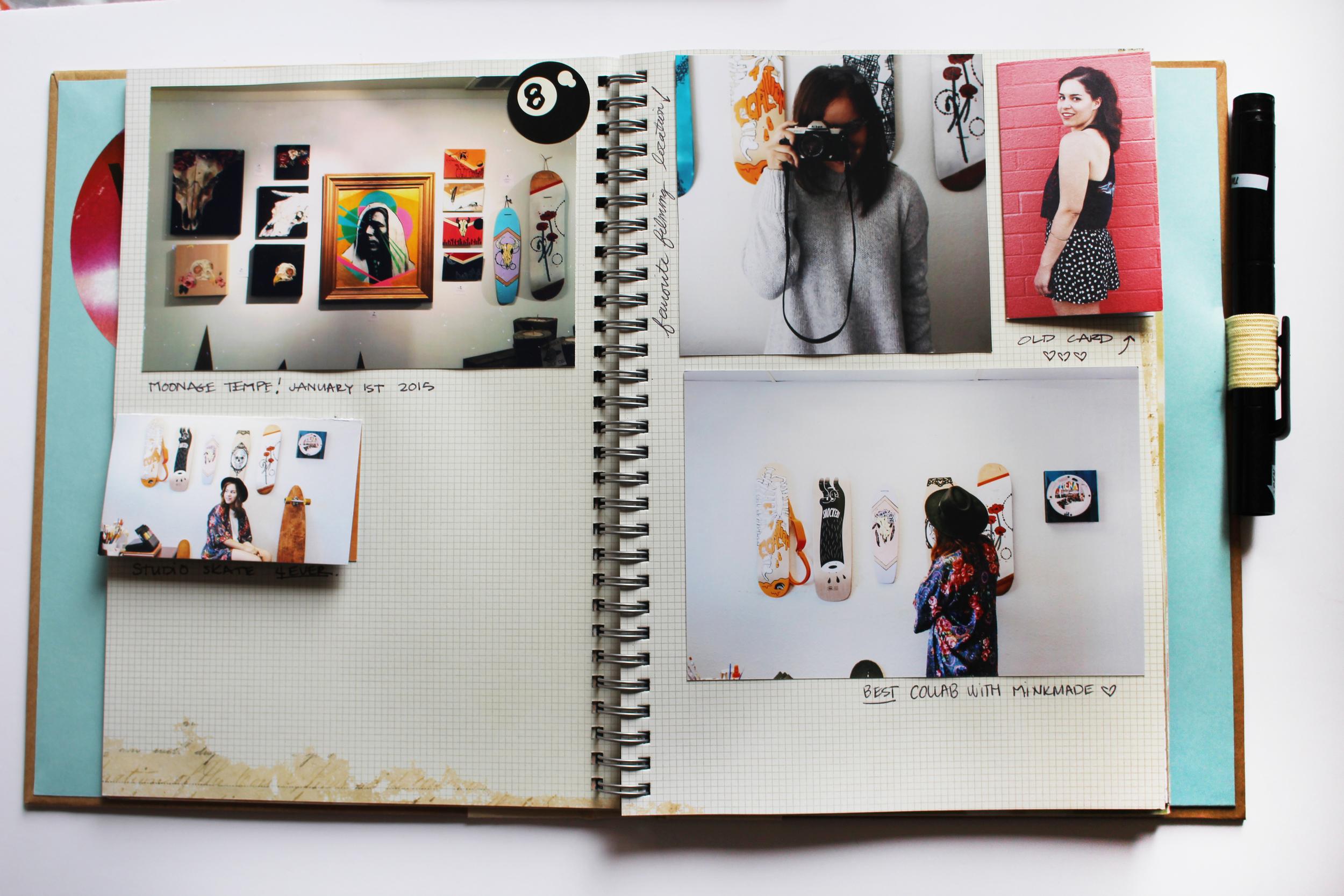 Bottom right photo by  Minkmade