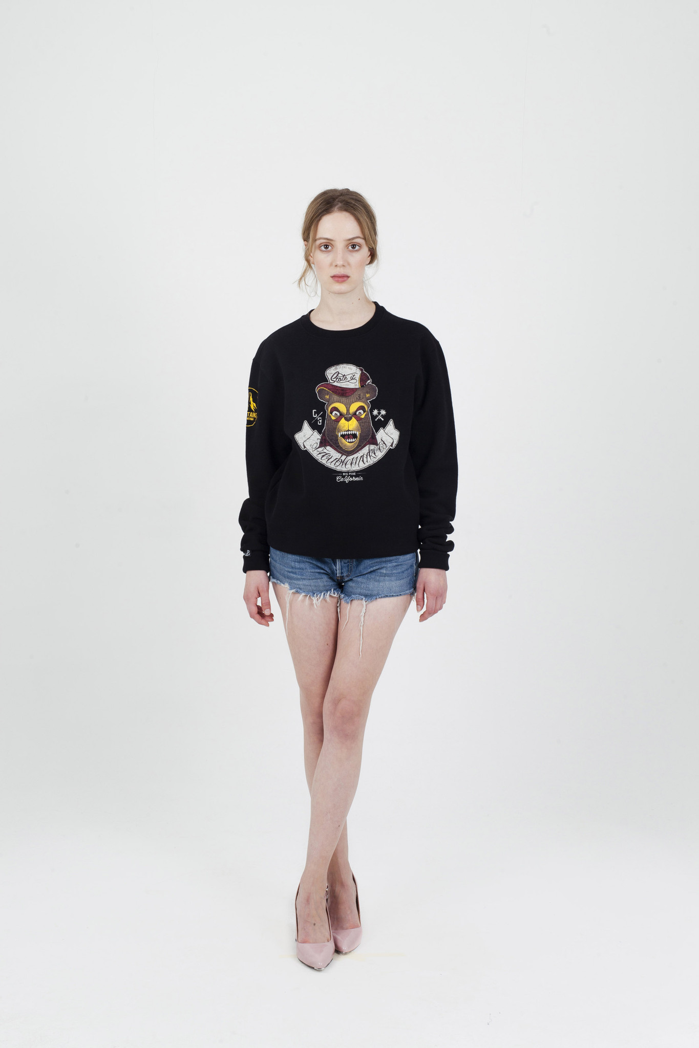 Nine Lives 'Teddy' Sweater