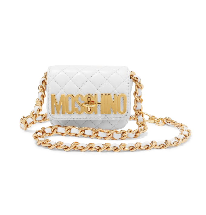 Moschino Quilted Bag
