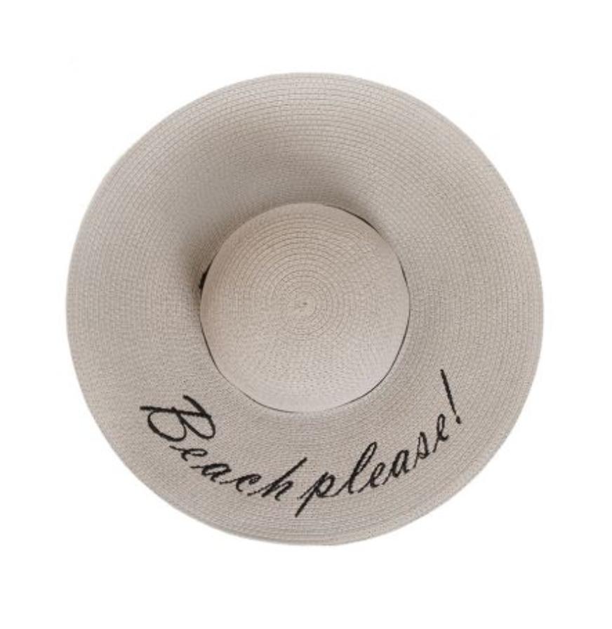 Quiz Clothing Beach Hat